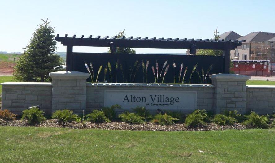 Alton Village Burlington Ontario Homes